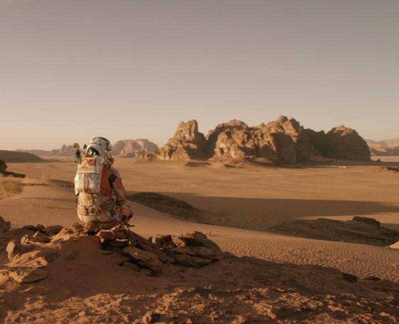 der cineast Filmblog - Review - Der Marsianer