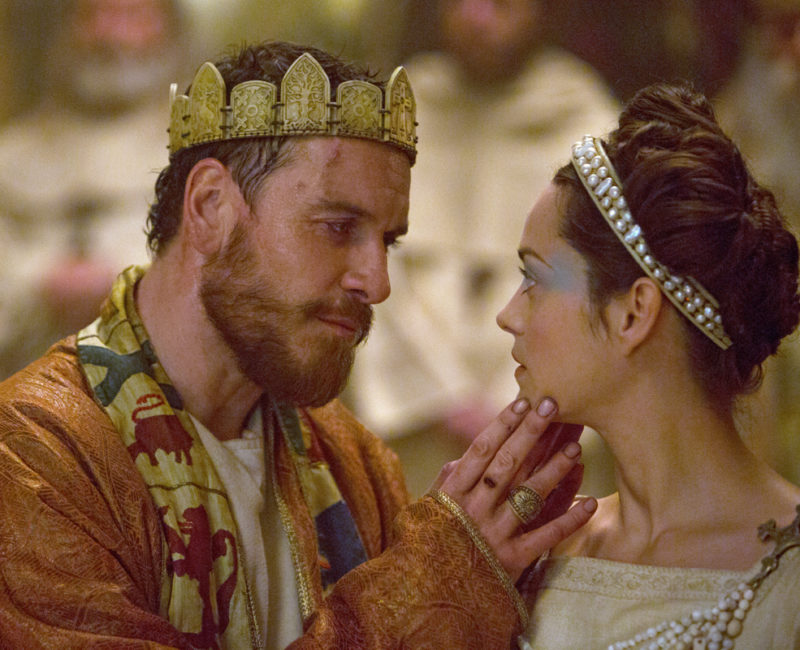 der cineast Filmblog - Review - Macbeth