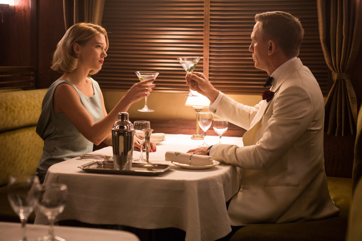 der cineast Filmblog - Review Spectre