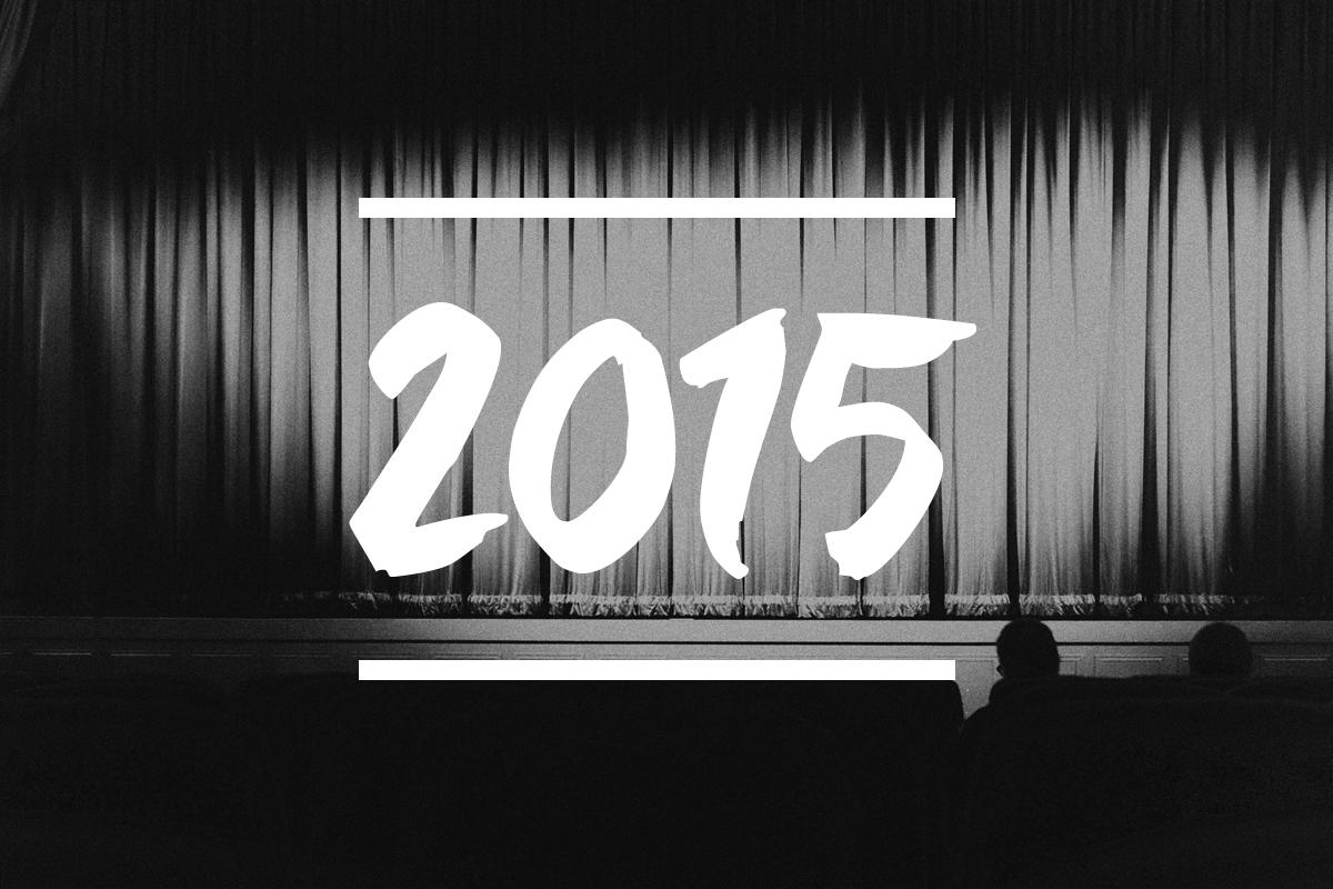 der cineast Filmblog - Filmjahr - 2015