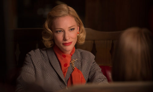 der cineast Filmblog - Review - Carol