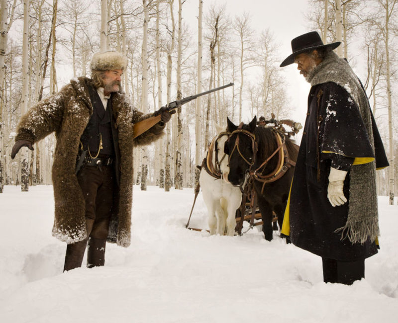der cineast Filmblog - Review - The Hateful 8
