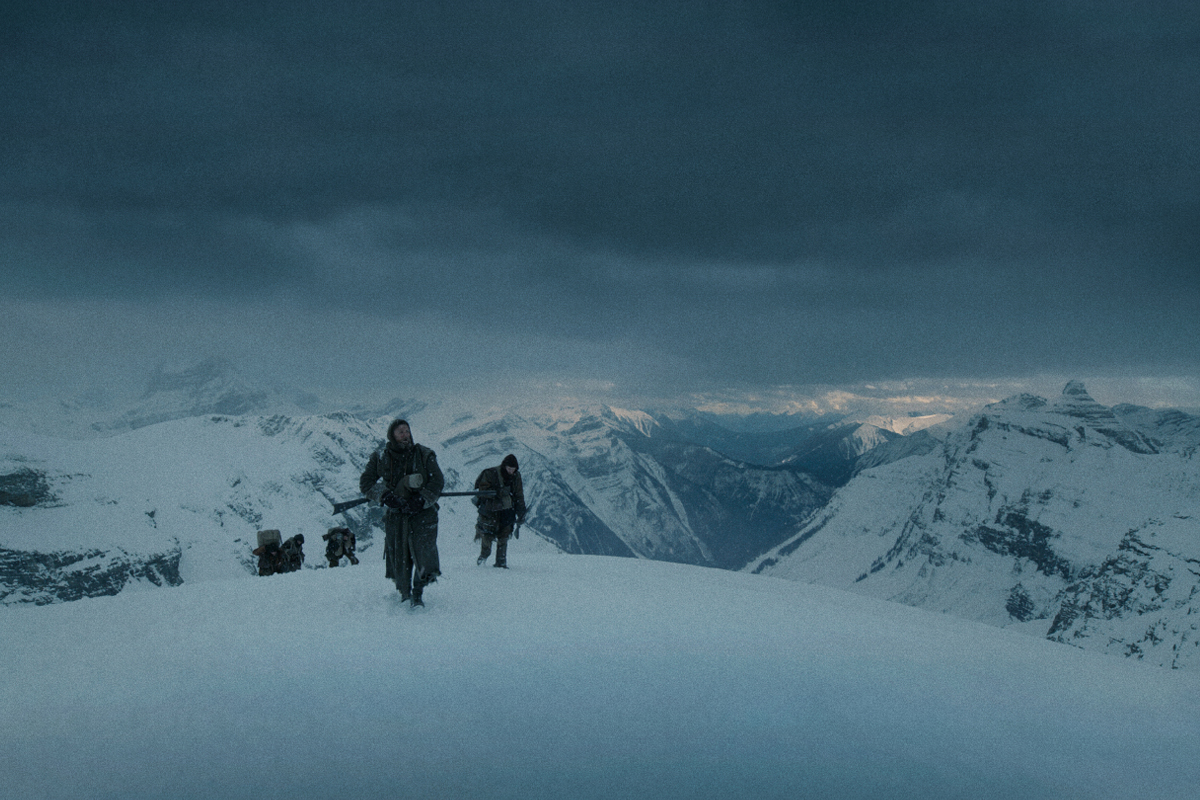 der cineast Filmblog - Review - The Revenant