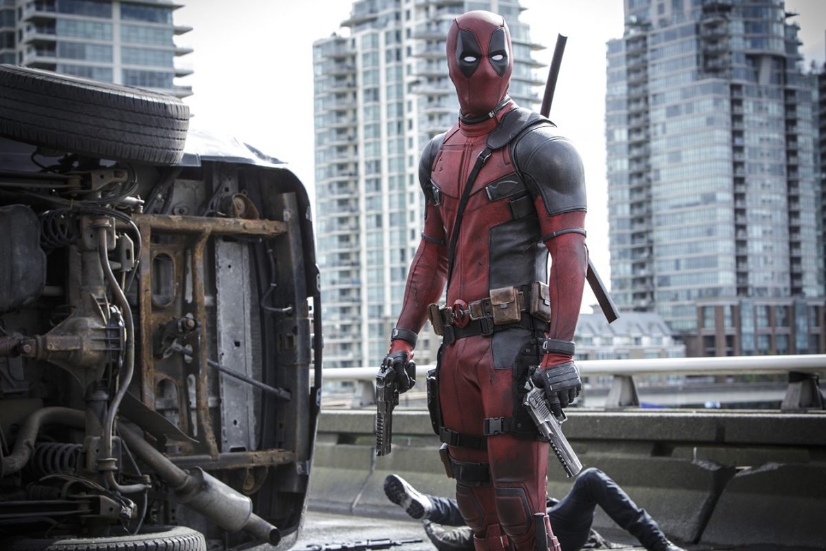 der cineast Filmblog - Review - Deadpool