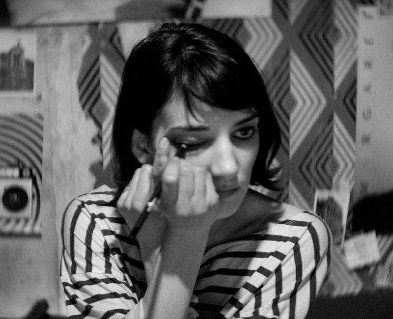 der cineast Filmblog - Review - A Girl Walks Home Alone At Night