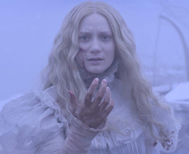 der cineast Filmblog - Review - Crimson Peak