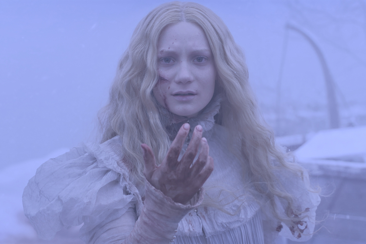 der cineast Filmblog - Review - Crimson Peak