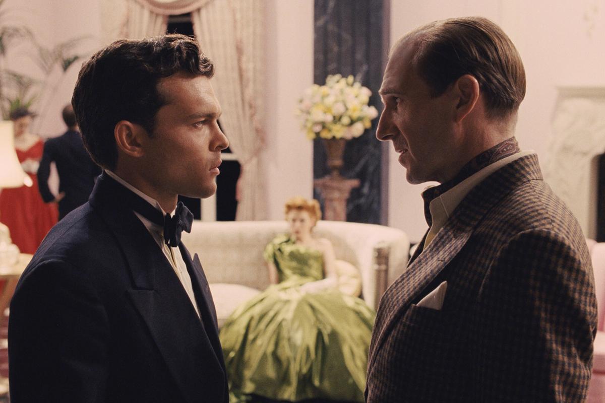 der cineast Fillmblog - Review - Hail, Caesar!