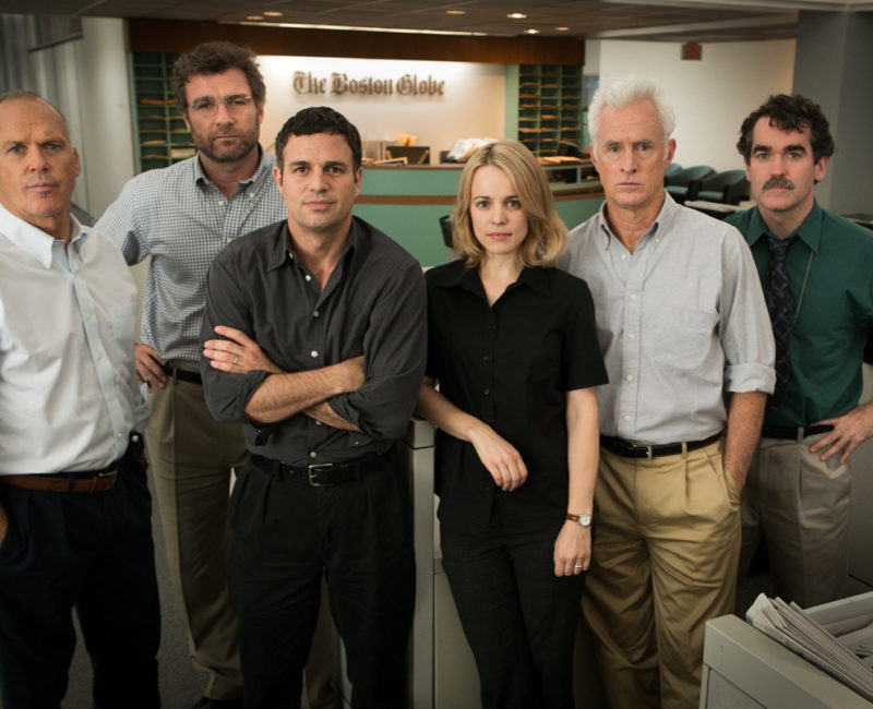 der cineast Filmblog - Review - Spotlight