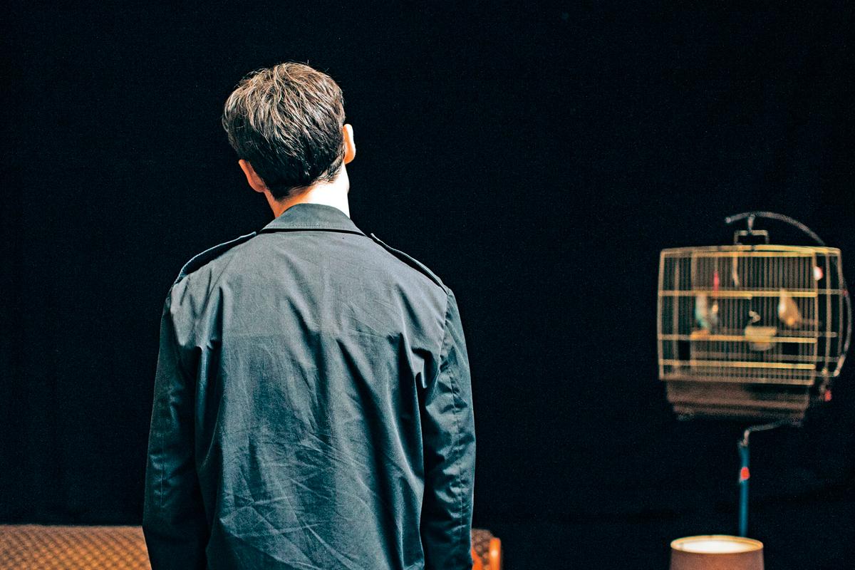 der cineast Filmblog - Review - Remainder