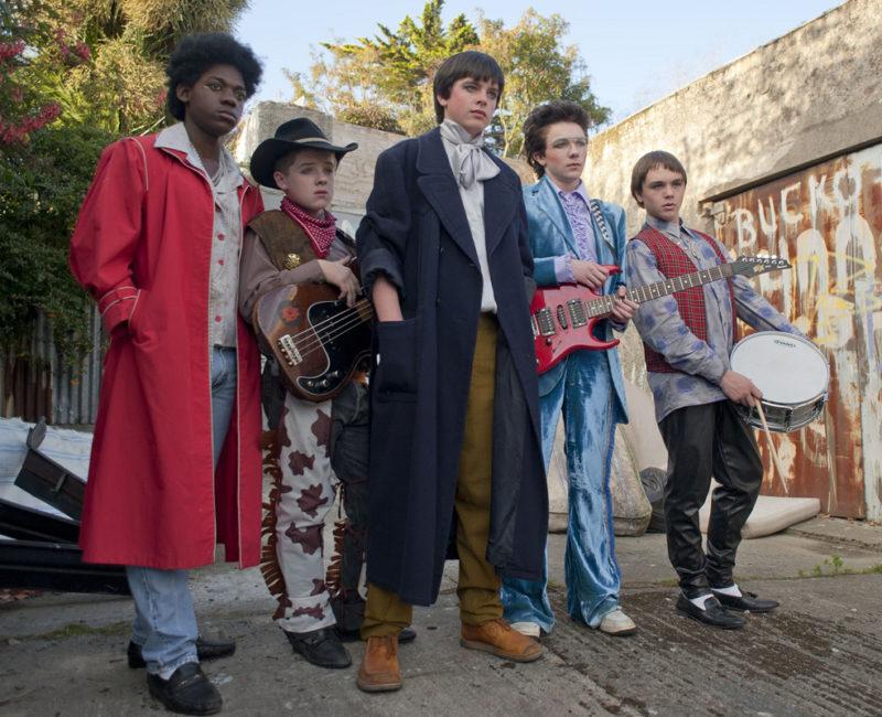 der cineast Filmblog - Review - Sing Street