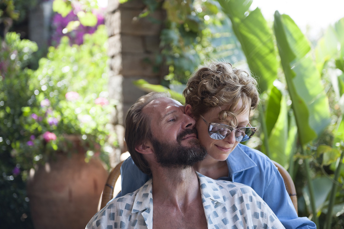 der cineast Filmblog - Review - A Bigger Splash