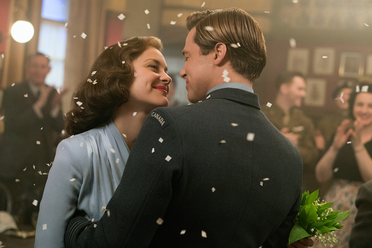 der cineast Filmblog - Review - Allied