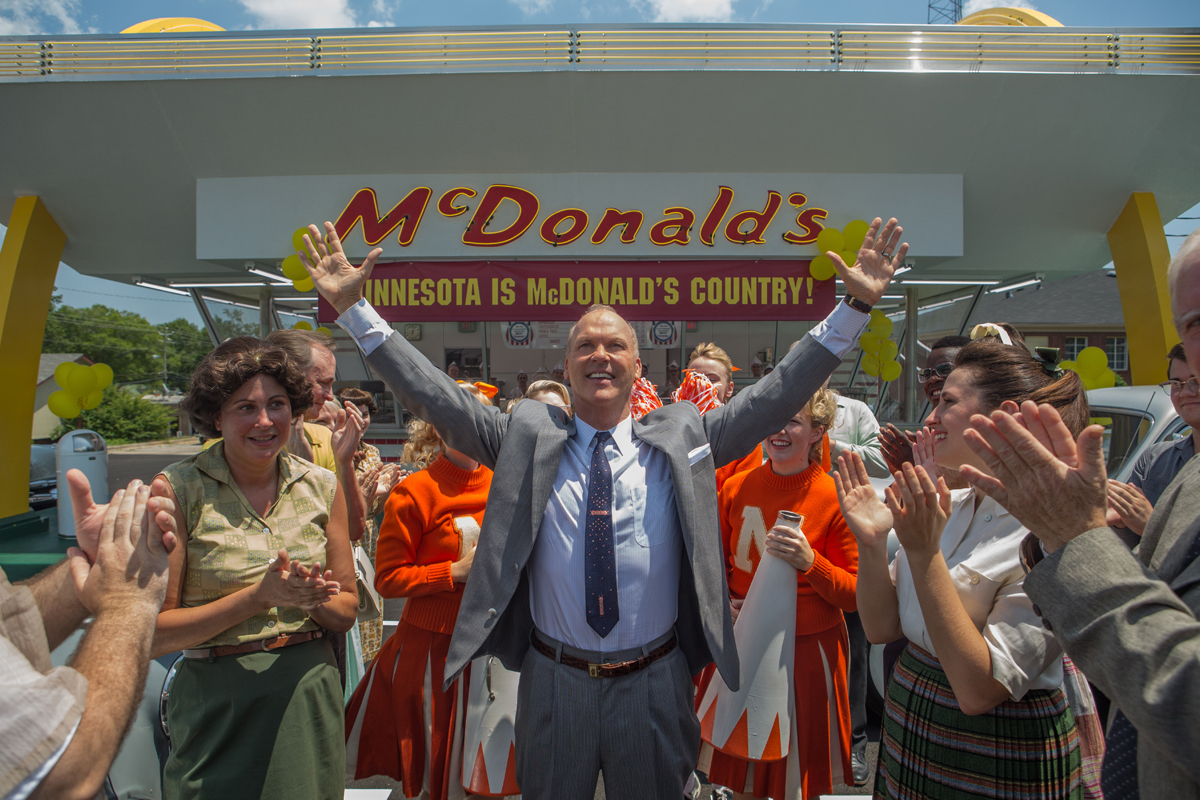 der cineast Filmblog - Review - The Founder