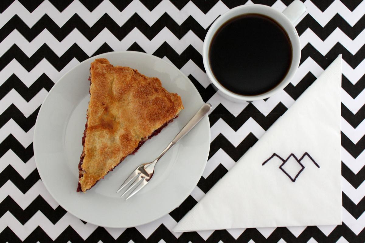 der cineast - Filmblog - Rezept für Cherry Pie aus Twin Peaks