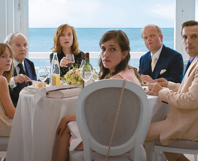 der cineast Filmblog - Review - Happy End
