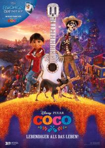 der cineast Filmblog - Kinovorschau November 2017 - Coco