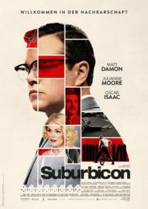 der cineast Filmblog - Kinovorschau November 2017- Suburbicon