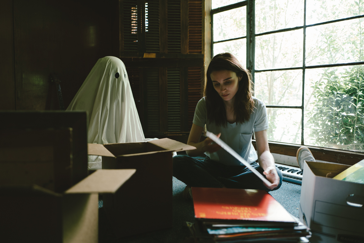 der cineast Filmblog - Review - A Ghost Story