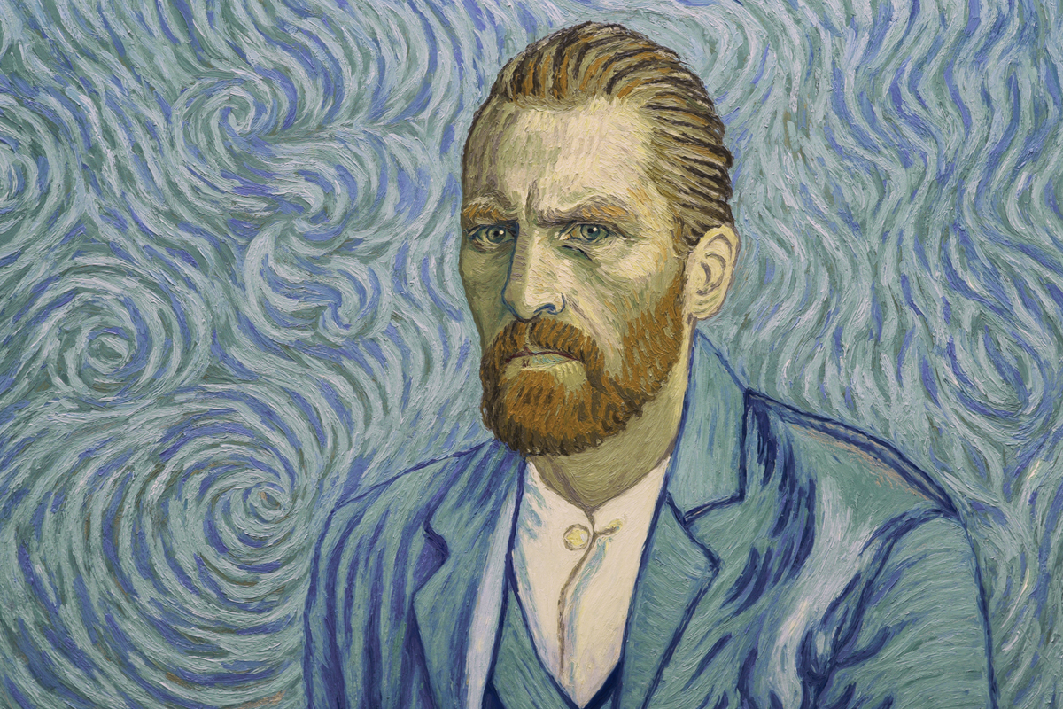 der cineast Filmblog - Review - Loving Vincent