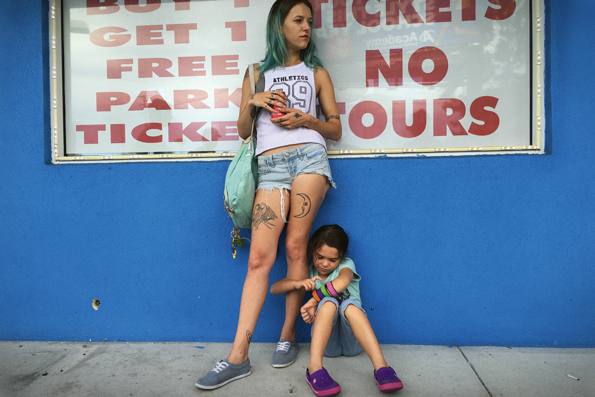 der cineast Filmblog - Review - The Florida Project
