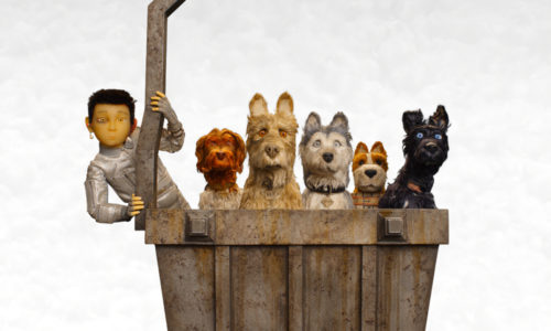 der cineast Filmblog - Review - Isle of Dogs